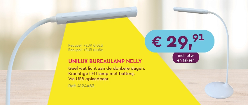 Unilux bureaulamp