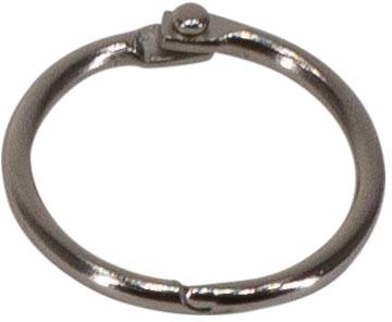 Bronyl gebroken ringen diameter 25 mm, doos van 100 stuks
