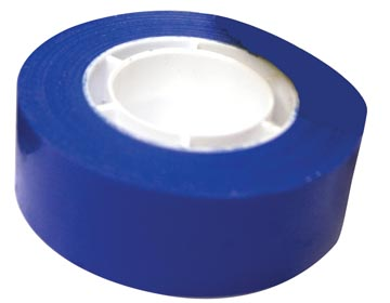 Apli plakband ft 19 mm x 33 m, blauw