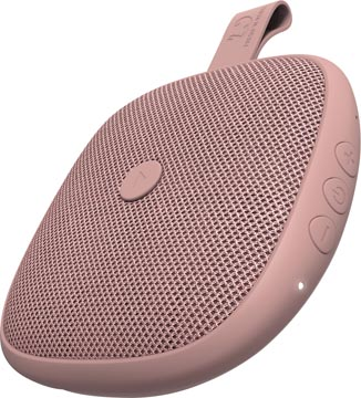 Fresh n' Rebel Rockbox Bold XS, draadloze Bluetooth speaker, Dusty Pink