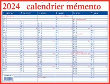 Aurora Memento 20 Franstalig, 2022
