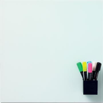 Naga magnetisch pennenbakje zwart
