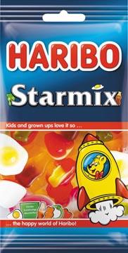 Haribo snoep Starmix, zak van 100 g