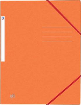Oxford Top File+ elastomap, voor ft A4, oranje