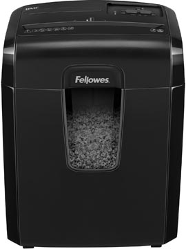 Fellowes Powershred papiervernietiger 8MC