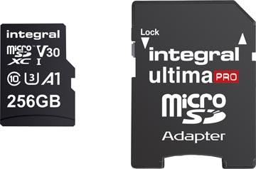 Integral microSDXC geheugenkaart, 256GB