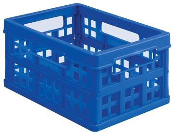 Really Useful Box plooibox 1,7 liter, donkerblauw