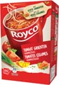 Royco Minute Soup tomaat groenten vermicelli, pak van 20 zakjes