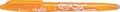 Pilot Frixion Ball roller à encre gel abricot